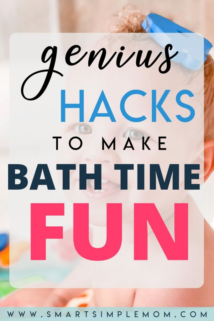 Bath time isn't going away anytime soon. Learn how to make bath time fun with these simple tips, products, and my best bath time hacks! #bathtimefun #bathtimehacks #bathtimetips