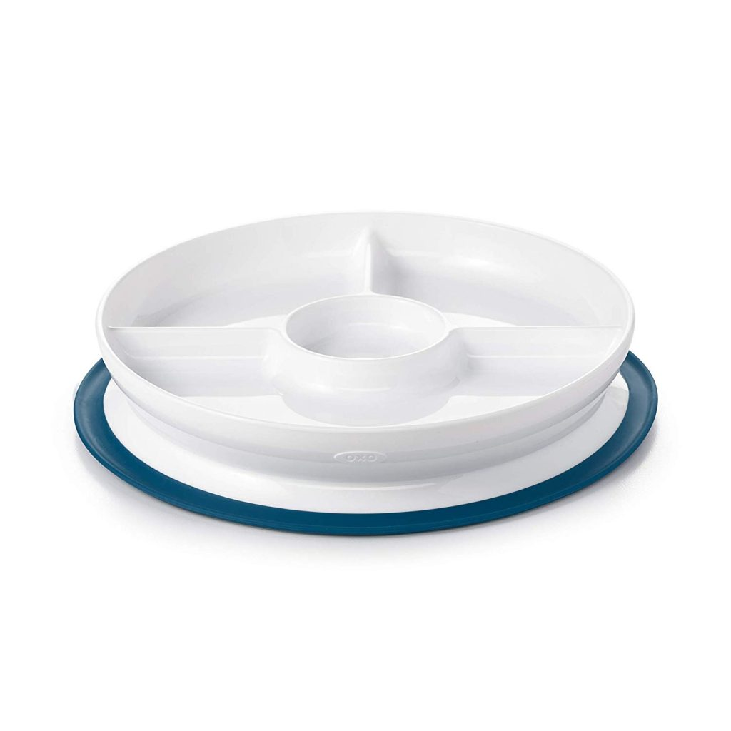 oxo baby plate