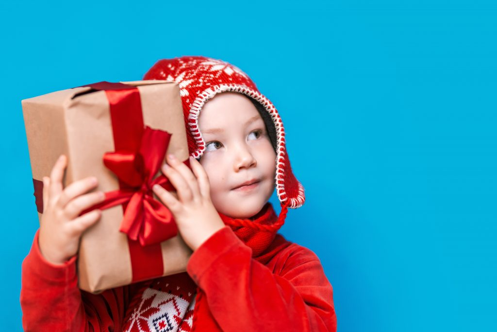 CHRISTMAS GIFT IDEAS TODDLERS