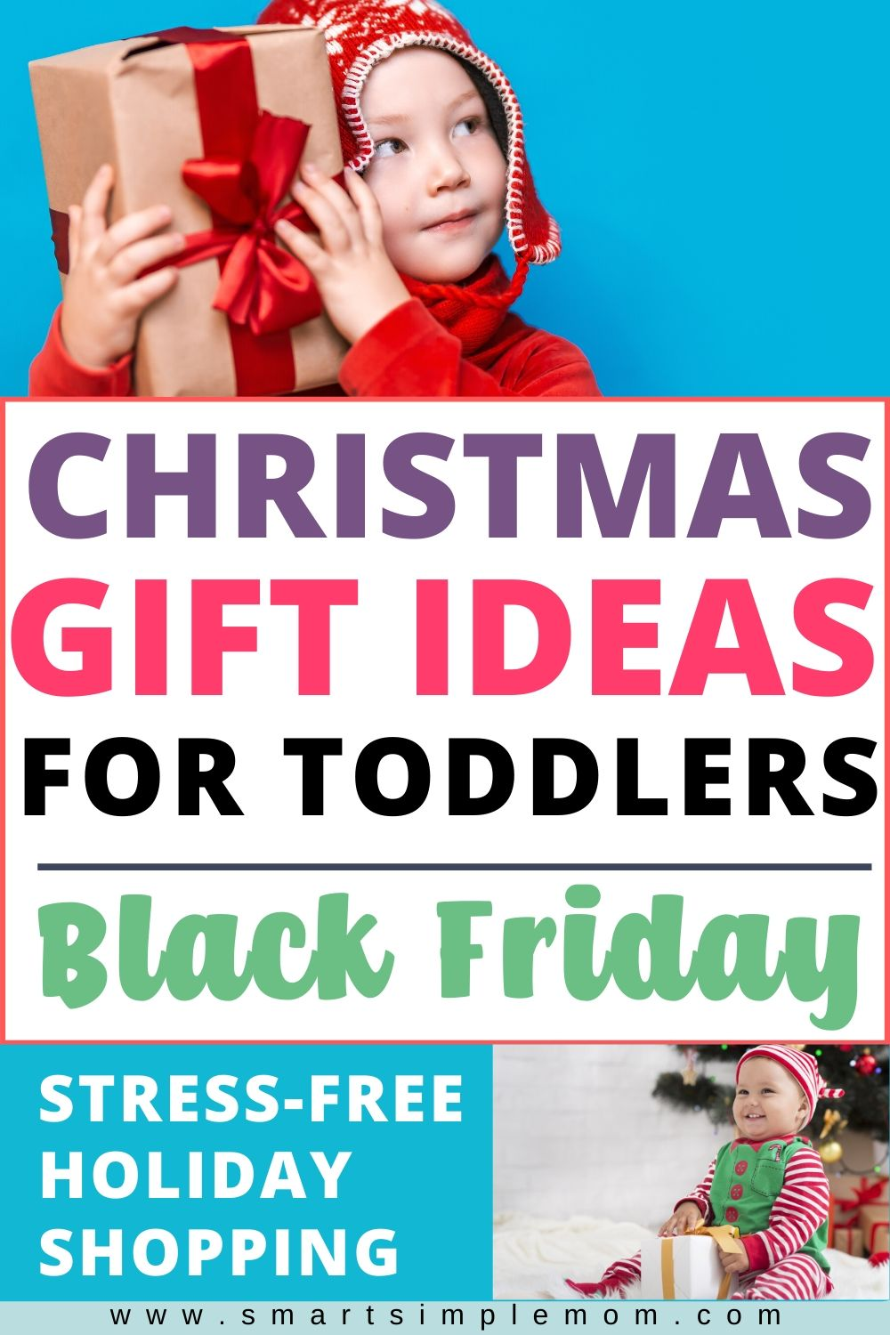Let me help you ROCK Christmas shopping this year with my best tips, strategies, and my favorite Christmas Gift Ideas for TODDLERS on Black Friday! #blackfriday #christmasgiftideas #christmasgiftideastoddlers